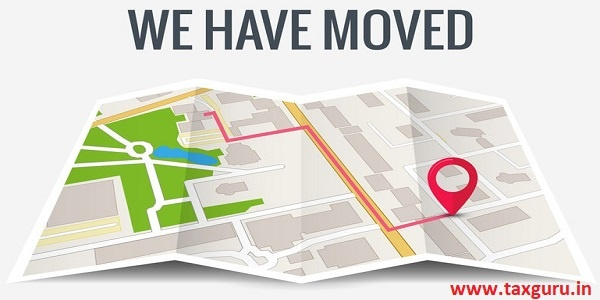 We have move