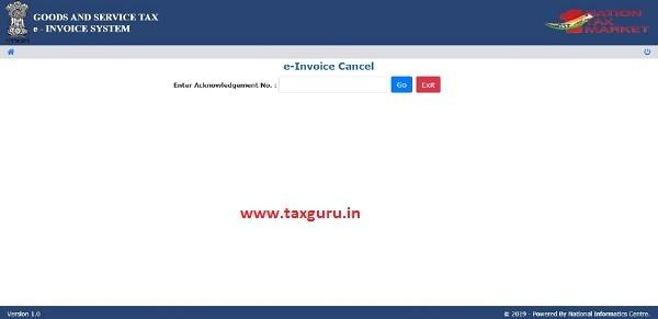 e-invoice system 10