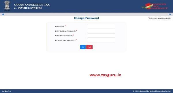 e-invoice system 18