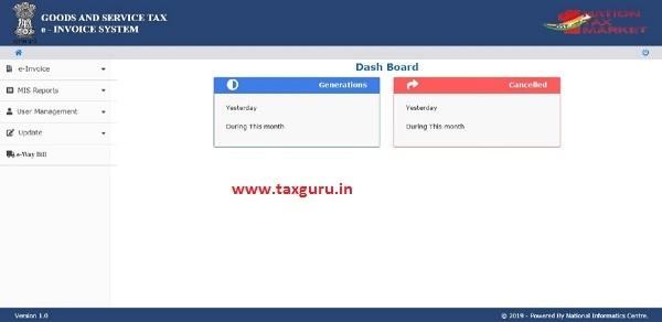 e-invoice system 3