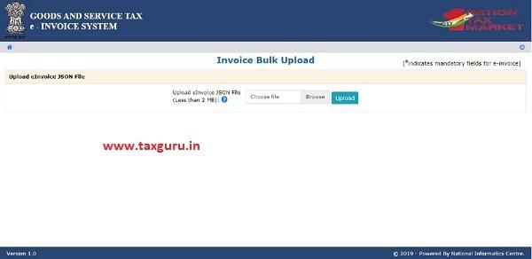 e-invoice system 7