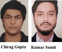 Chirag Gupta and Kumar Sumit