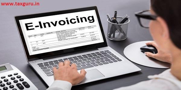 E-Invoicing System