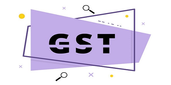 GST banner Goods and Services Tax