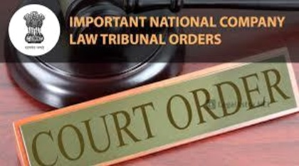National Company Law Tribunal Orders