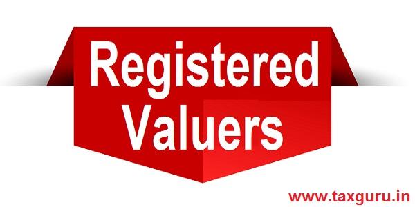 Registered Valuers