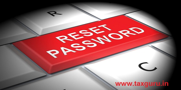 Reset Password