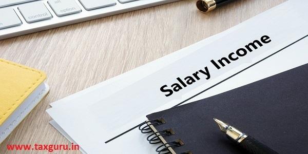 Salary Income
