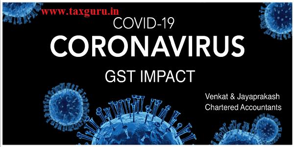 COVID-19 GST Impact