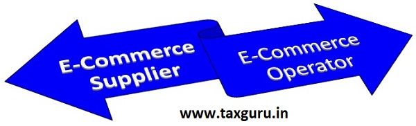 E-Commerce operator and e commerce supplier