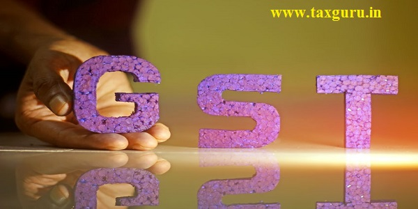 Goods and Services Tax , GST