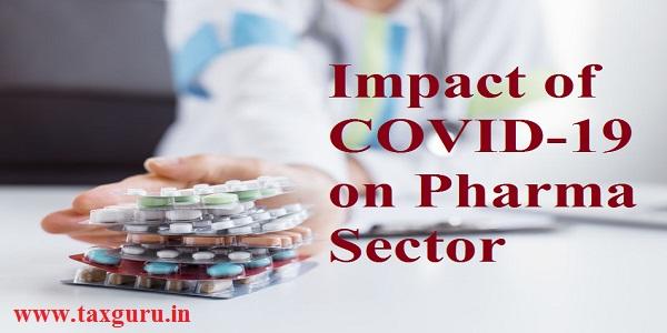 Impact of COVID-19 on Pharma Sector