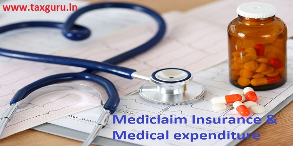 Mediclaim Insurance & Medical expenditure
