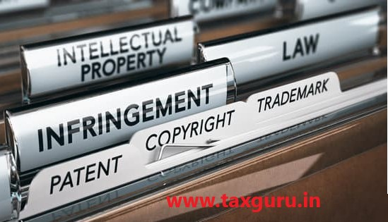 Patent Copyright Trademark Intellectual Property Rights