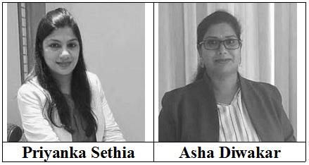 Priyanka Sethia Asha Diwakar
