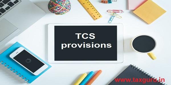 TCS provisions