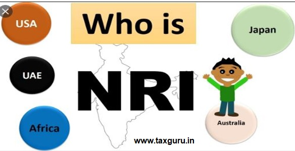 who is NRI