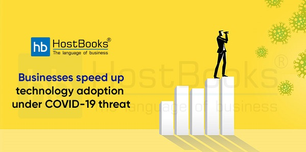 Businesses Speed up Technology Adoption under COVID-19 threat