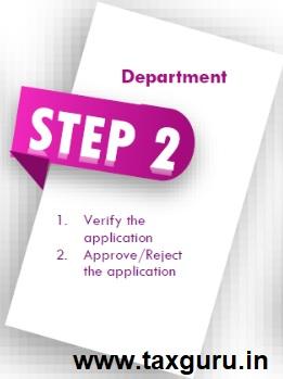Department Step2