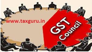 GST Council images