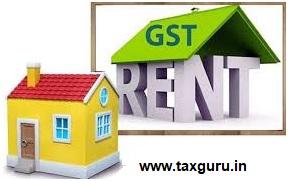 GST Rent
