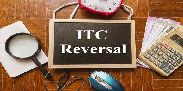 ITC Reversal