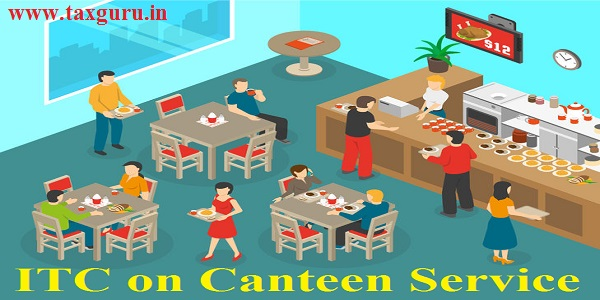 ITC on Canteen Service