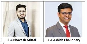 CA Bhavesh Mittal and CA Ashish Chaudhary