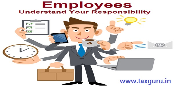 Employees - Understand Your Responsibility