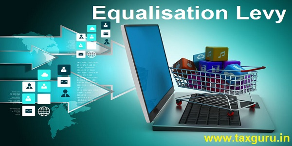 Equalisation Levy-Internet and Online Shopping Concept