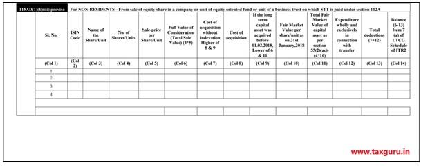 Form ITR 5 Sugam Image 4