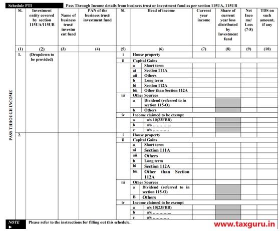 Form ITR 6 Image 5