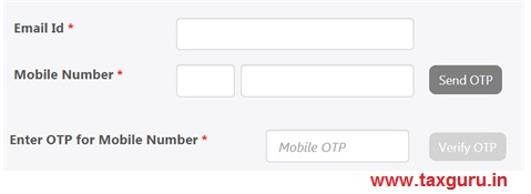 Independent Director Registration (verified OTP)