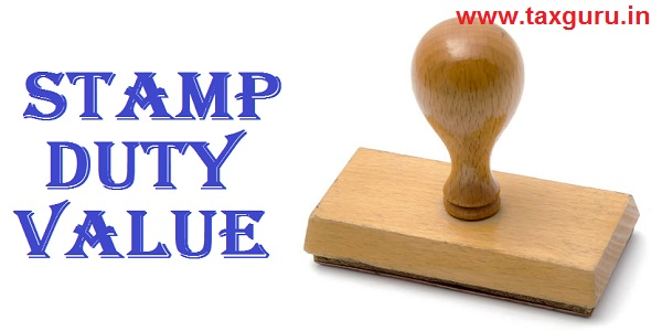 Stamp Duty Value