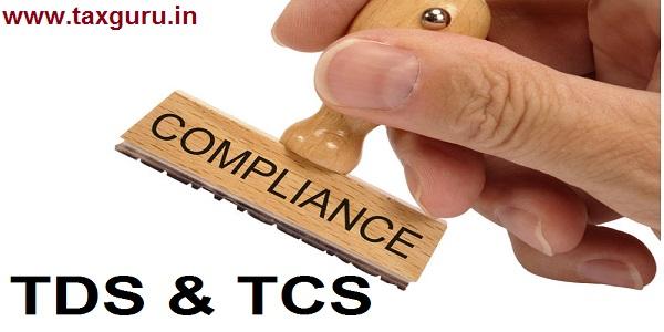 TDS & TCS Compliances