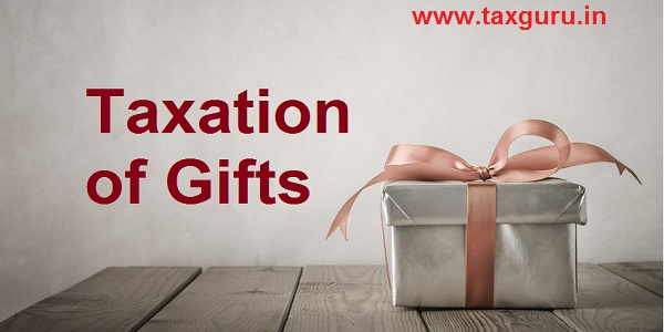 Taxation of Gifts