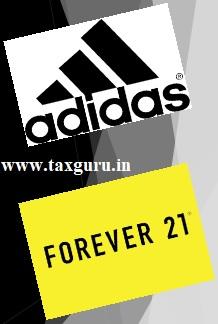 Adidas v. Forever21
