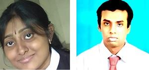 CA Sujit Venkatesh and Gayathri S.