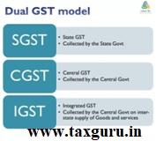 Dual GST model