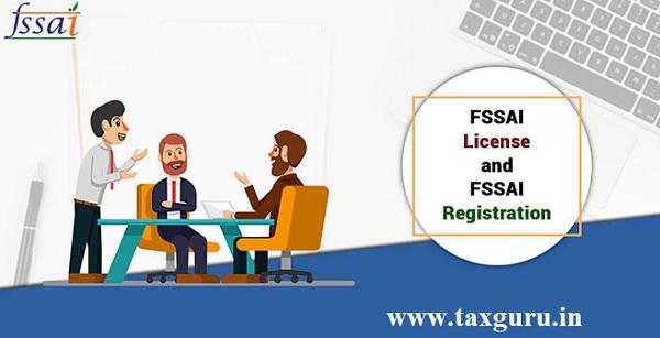 FSSAI License and FSSAI Registration