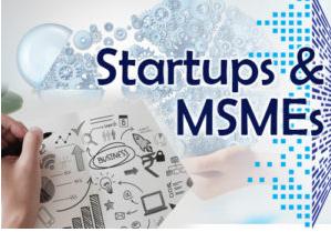 Startups MSMEs
