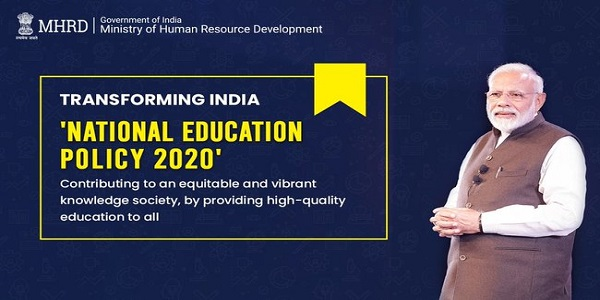 National Education Policy 2020 (NEP, 2020)