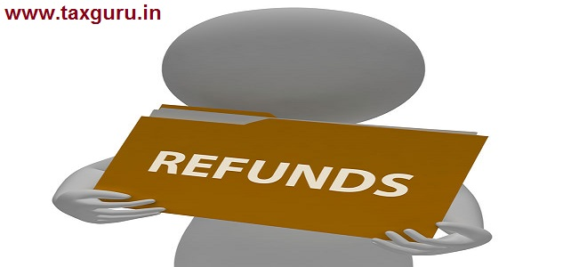 Refunds Folder Indicating Money Back And Repay 3d Rendering