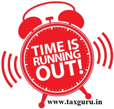 Time is runing