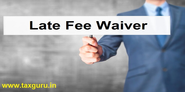 late fee waiver