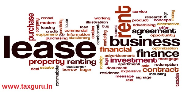 Lease word cloud