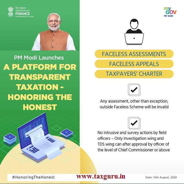 A PLATFORM FOR TRANSPARENT TAXATION - HONORING THE HONEST