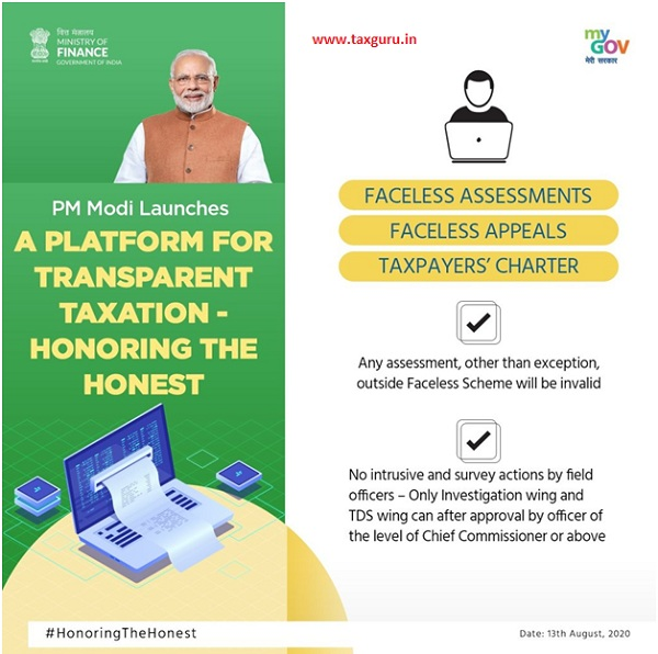 A Platform For transparen taxation