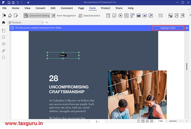 Convert Physical Documents into PDF Image 10