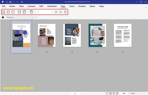 Convert Physical Documents into PDF Image 8